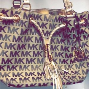 Michael Kors Jet Set NS Large Purse